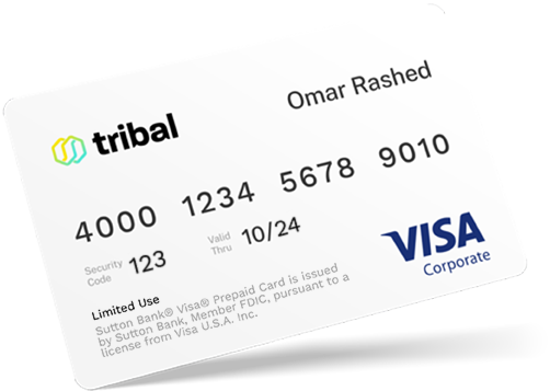 Corporate Cards Tribal Credit