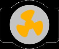 Icon eines Heizlüfters