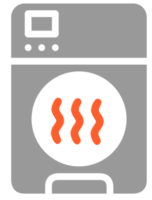 Wäschetrockner Icon