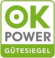 Das Ok-Power Logo