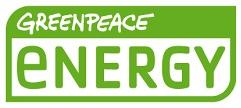 Das Greenpeace Energy Logo
