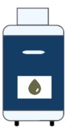 Ein Heizöl Icon