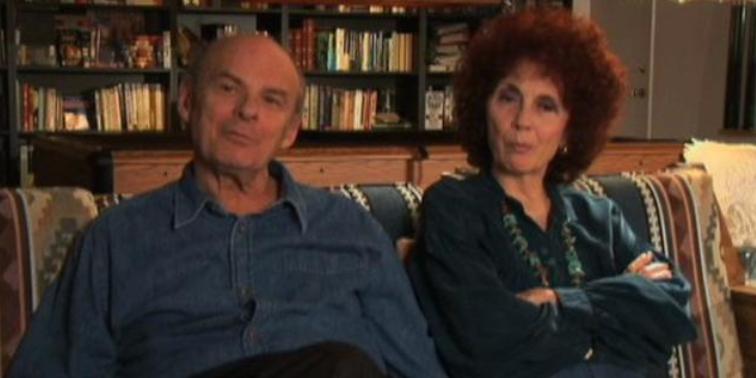 Henry Mark and Erika Holzer