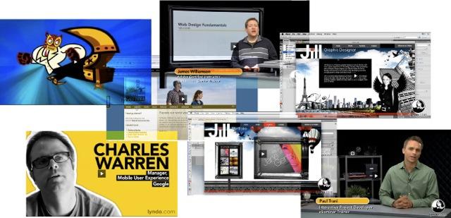 Lynda Weinman lynda.com online web courses web technology