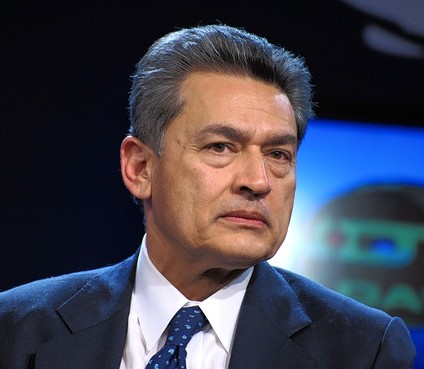 "Rajat Gupta was accused of being a ""tipper."""