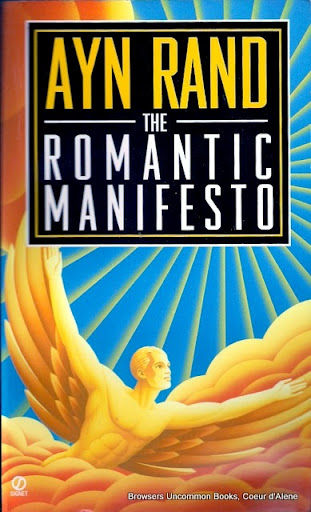 ayn rand art romantic manifesto