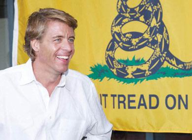 Jimmy LaSalvia, executive director of GOProud