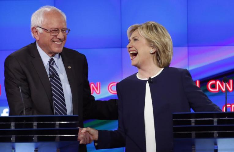 democratic debate 2015 bernie sanders hillary clinton cnn analysis election
