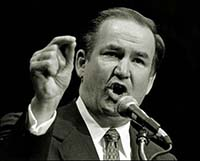 Pat Buchanan paleoconservatives The American Conservative