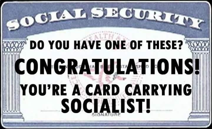 SocSec Socialism 1