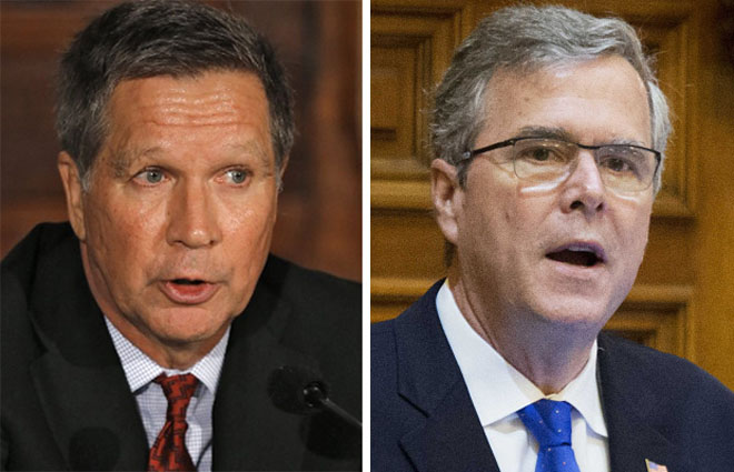 kasich bush gop 2016 civil war