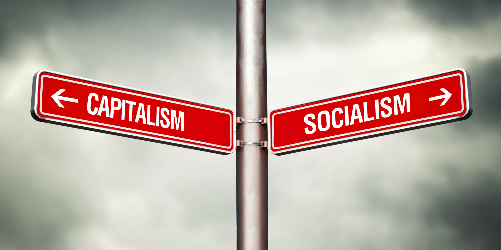 Capitalism v socialism direction