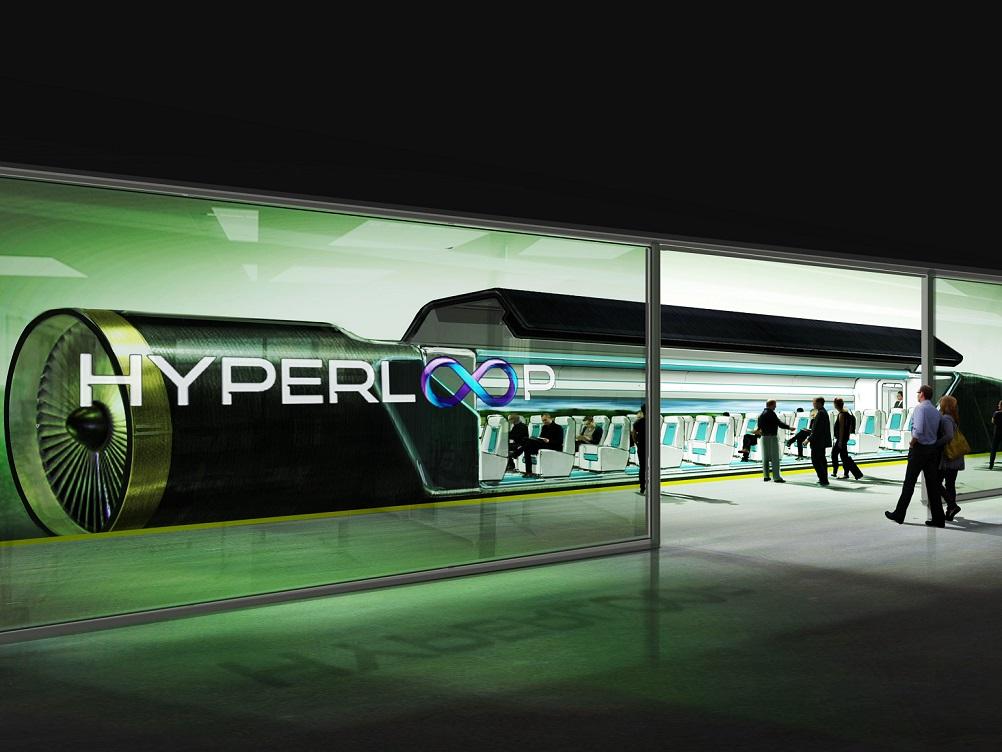 Hyperloop passenger small