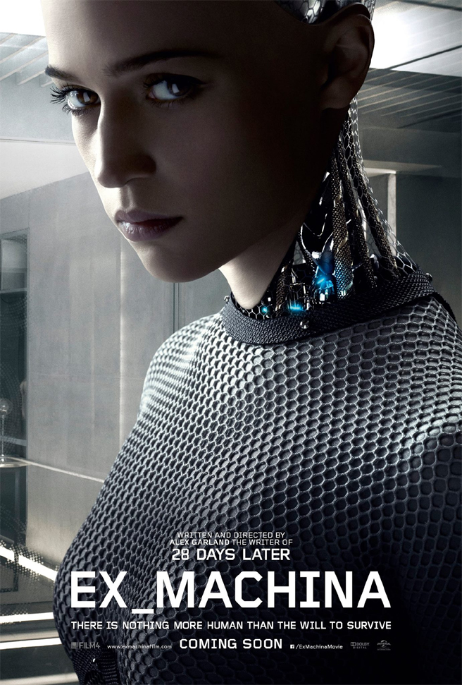 ex machina review objectivism