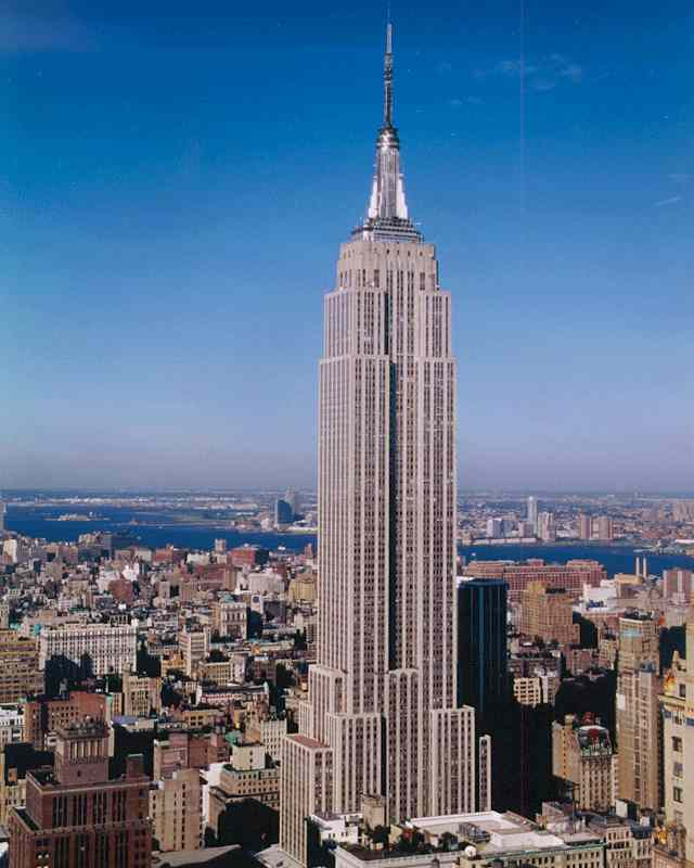 empire state building 22