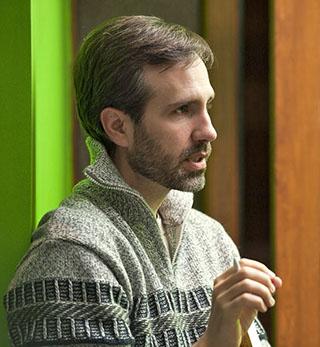 Instructor Joshua Zader