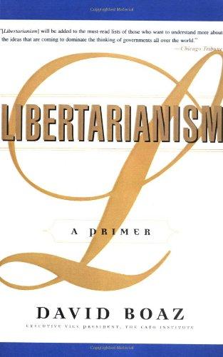 libertarianism: a primer by David Boaz - an objectivist review