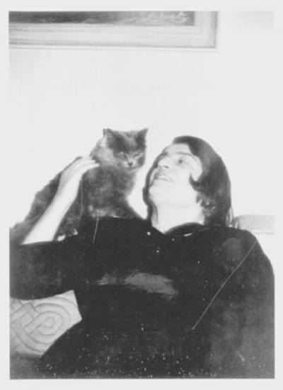 Ayn Rand was a cat lover