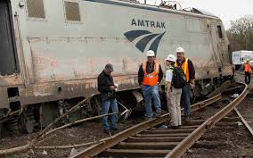 Amtrak off rails