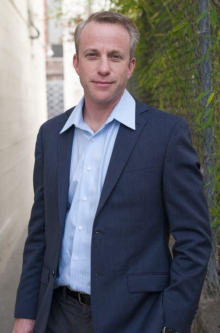 Author James Fleishman