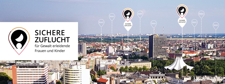 Stadt –Sichere Zuflucht – eine Plattform für die Vermittlung von Wohnungen an Frauenhäuser