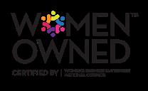Certified Women Owned Business logo