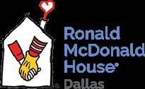 Ronald McDonald House Dallas logo