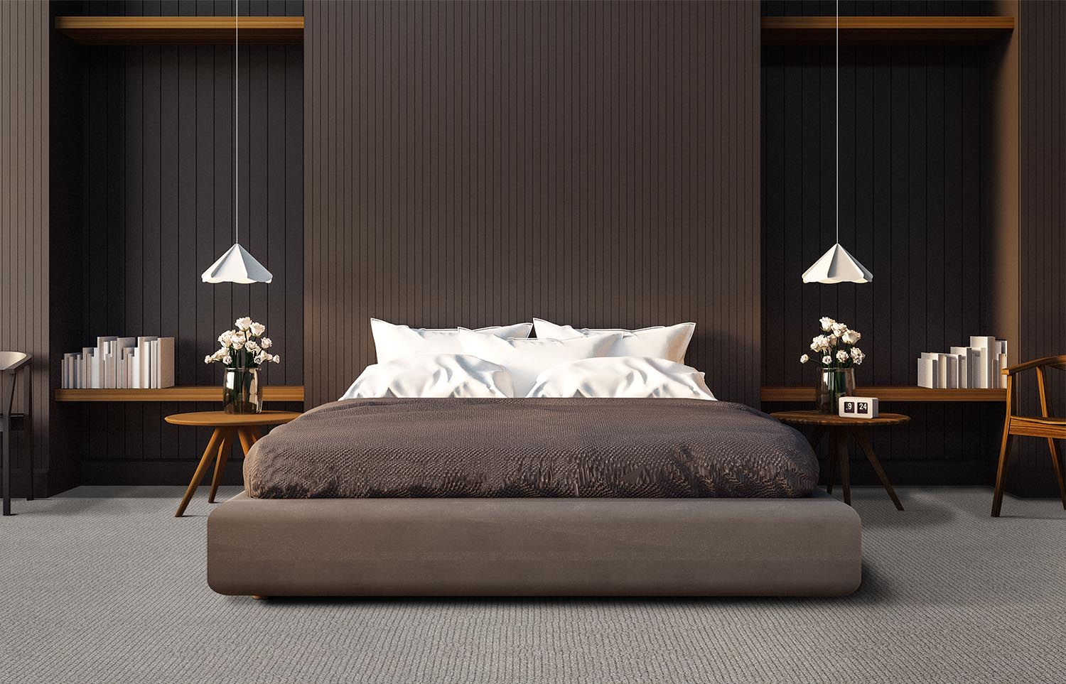 Co Exist Blend Easy contemporary bedroom