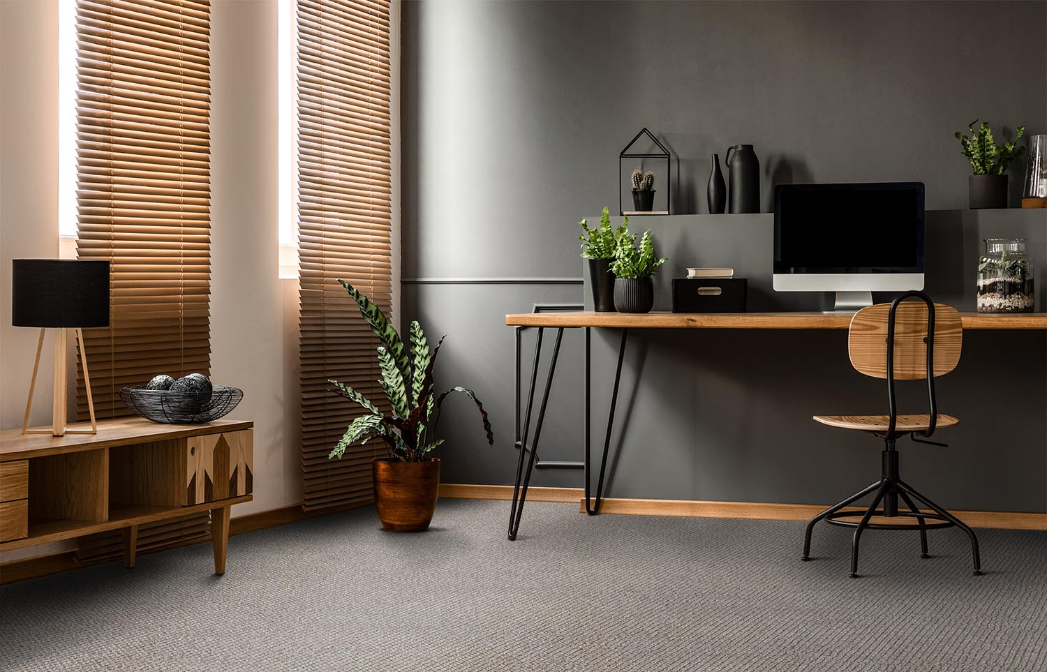 co-exist blend easy home office