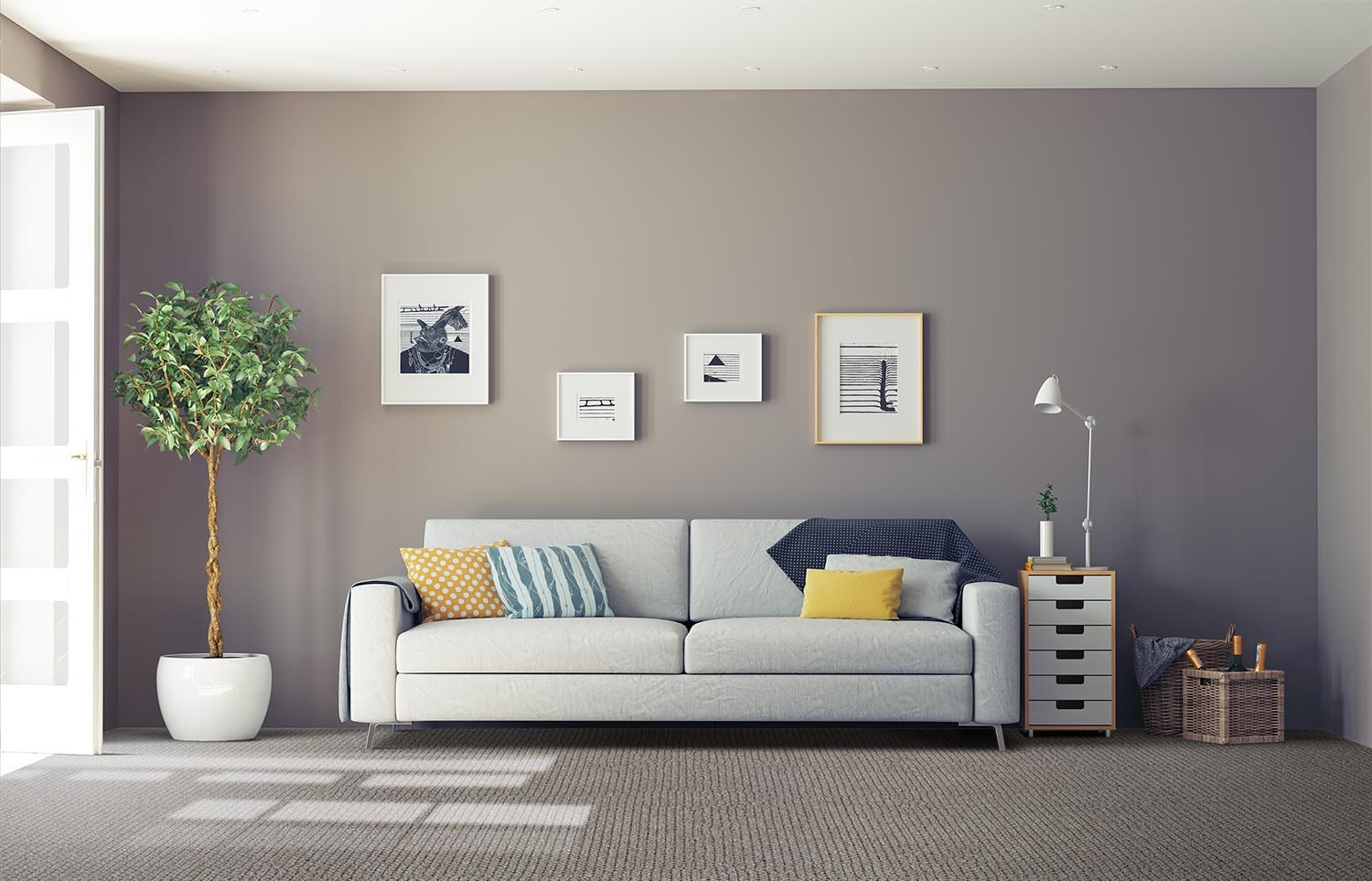 co-exist blend easy classic living room