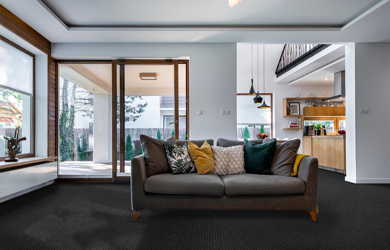 Co-Exist - Duality contemporary living room