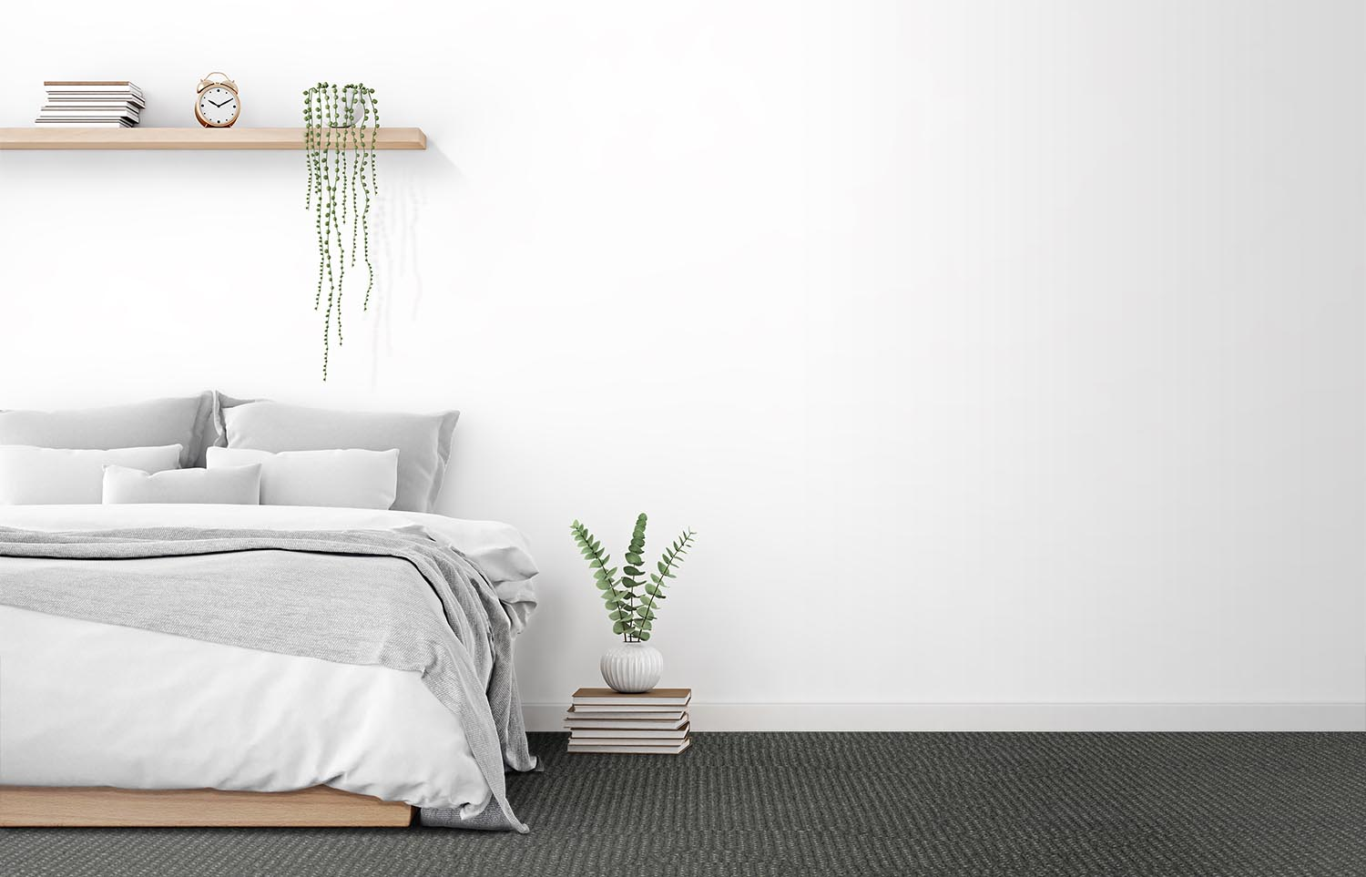 Co-Exist - Seamless Speckle classic bedroom