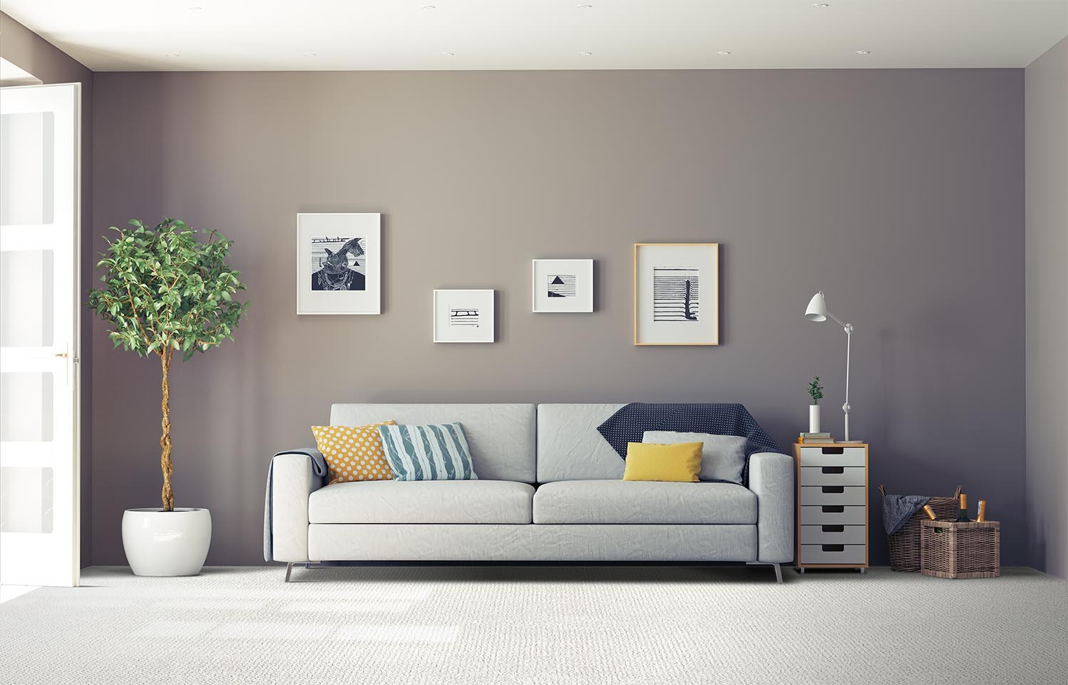 Immerse - Absorb classic living room