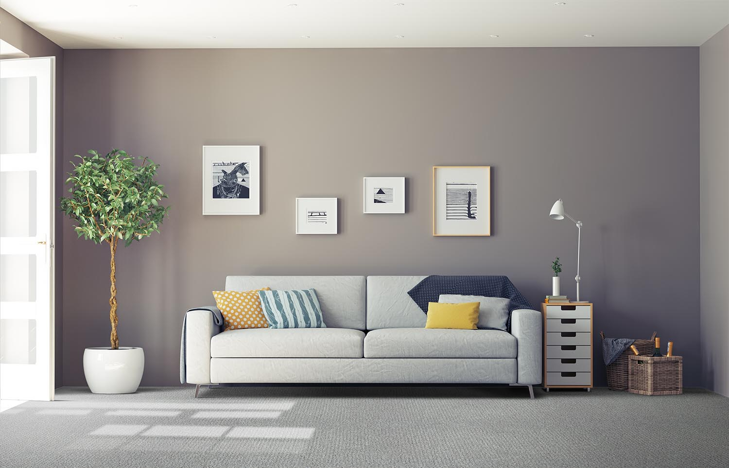 Immerse - All In classic living room