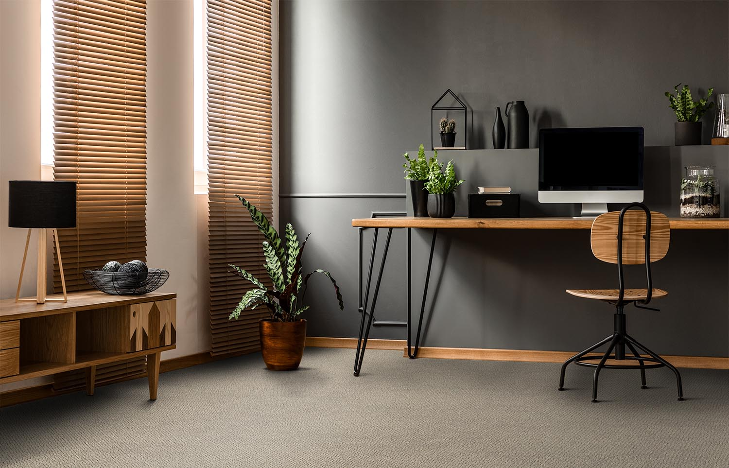 Immerse - Dipped home office