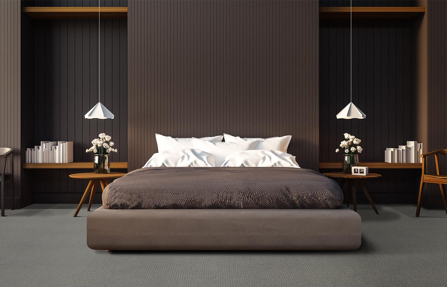 Immerse - Let Go contemporary bedroom