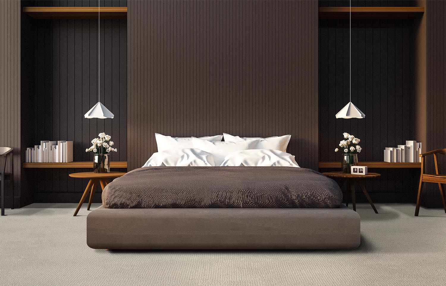 Immerse - Sink In contemporary bedroom