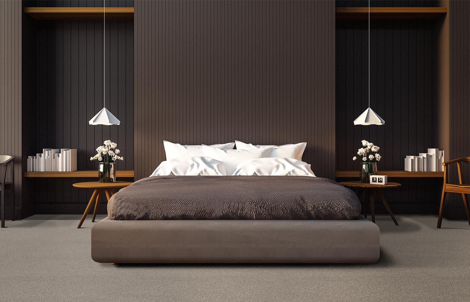 Inclusive - Come Together contemporary bedroom