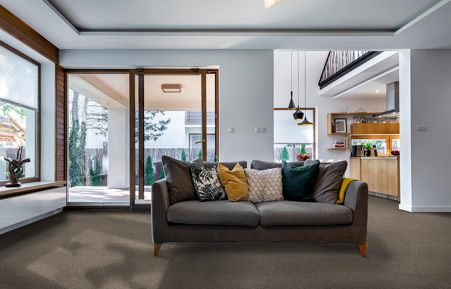 Inclusive - Come Together contemporary living room