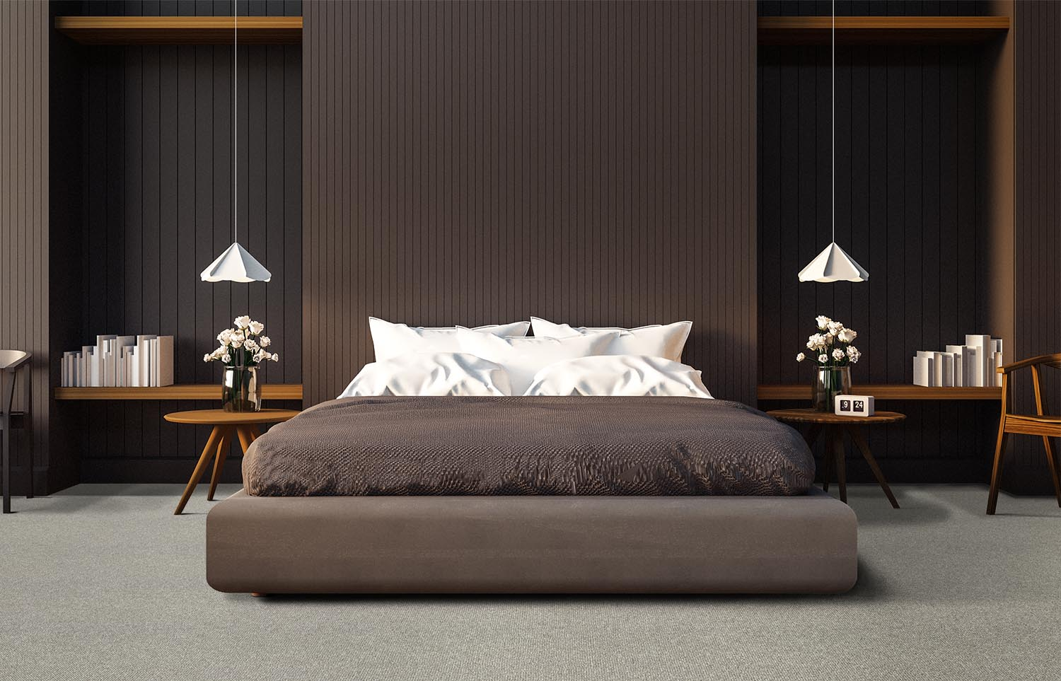 Inclusive - Count On contemporary bedroom