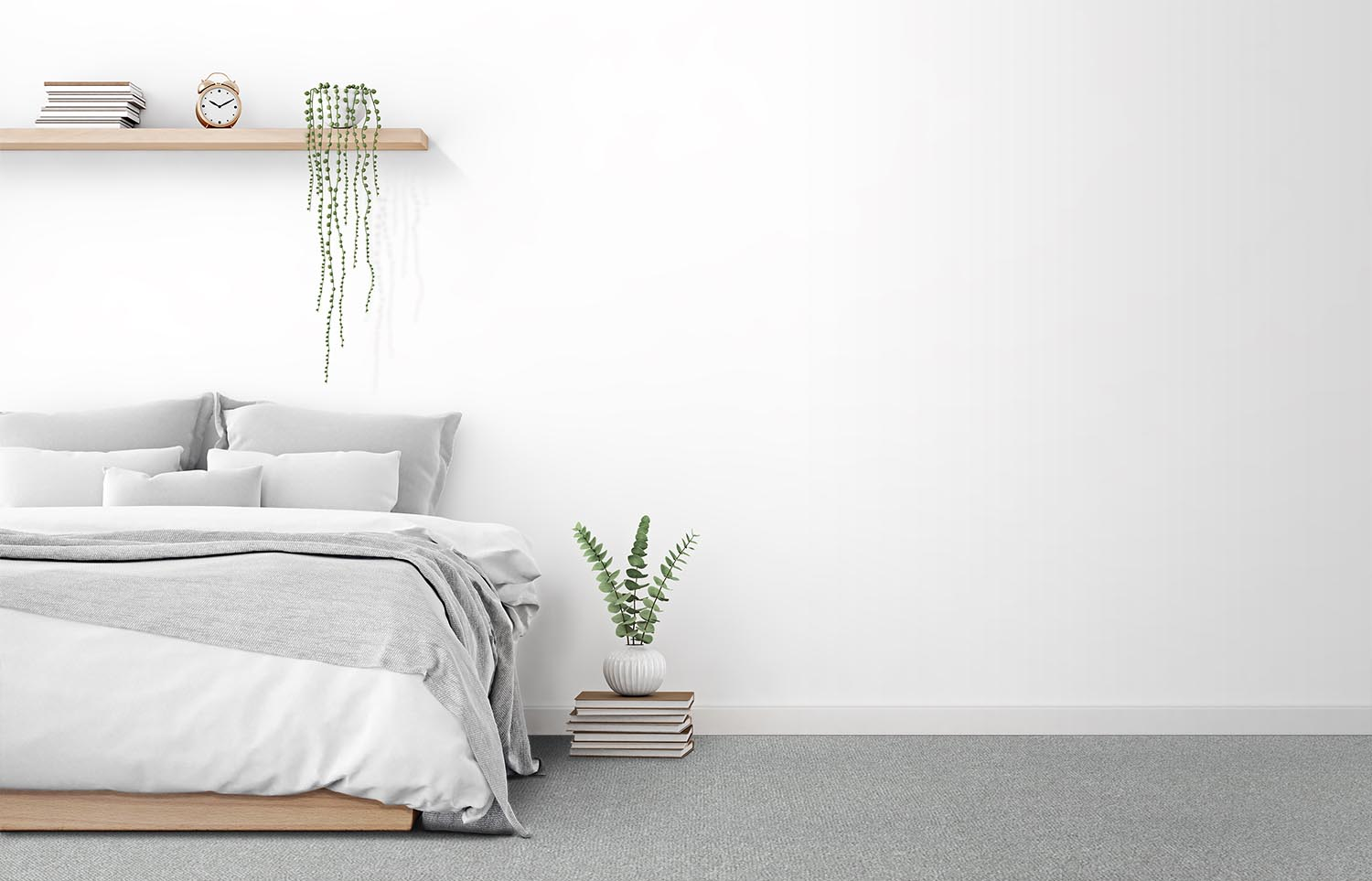 Inclusive - Untitled classic bedroom