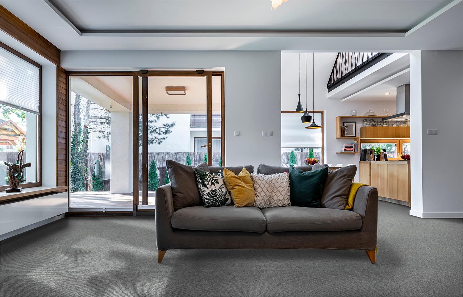 Inclusive - Untitled contemporary living room
