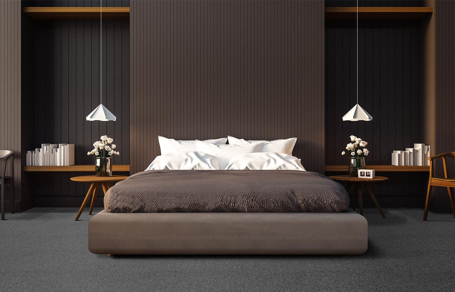 Influence - Daily Impact contemporary bedroom
