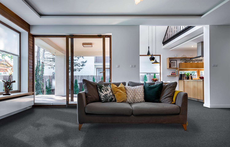 Influence - Fan Fix contemporary living room