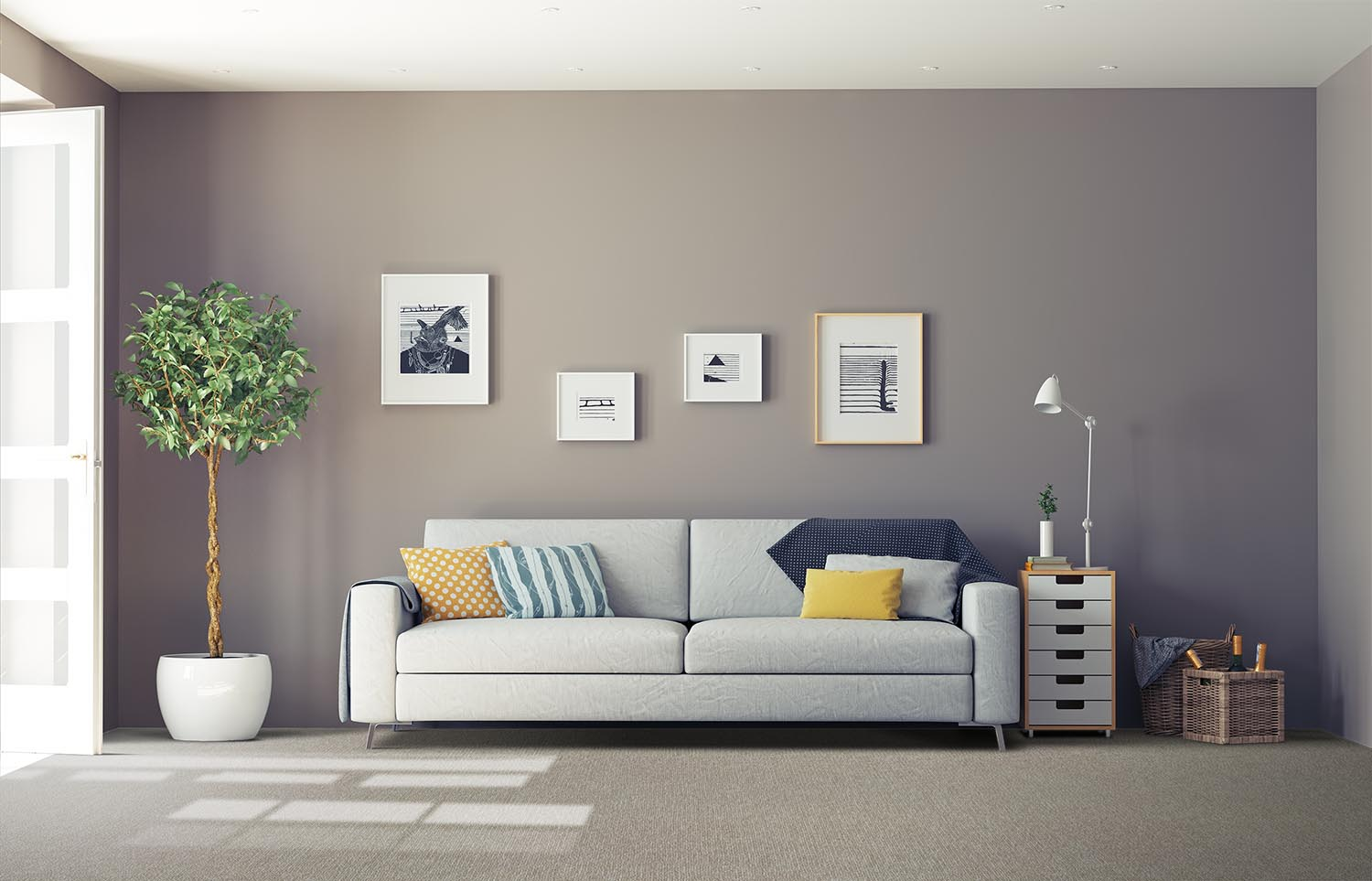 Influence - Picture This classic living room