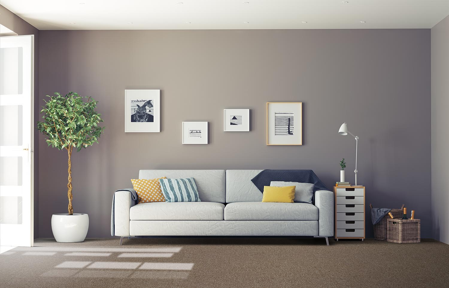 Influence - Pulse Rate classic living room