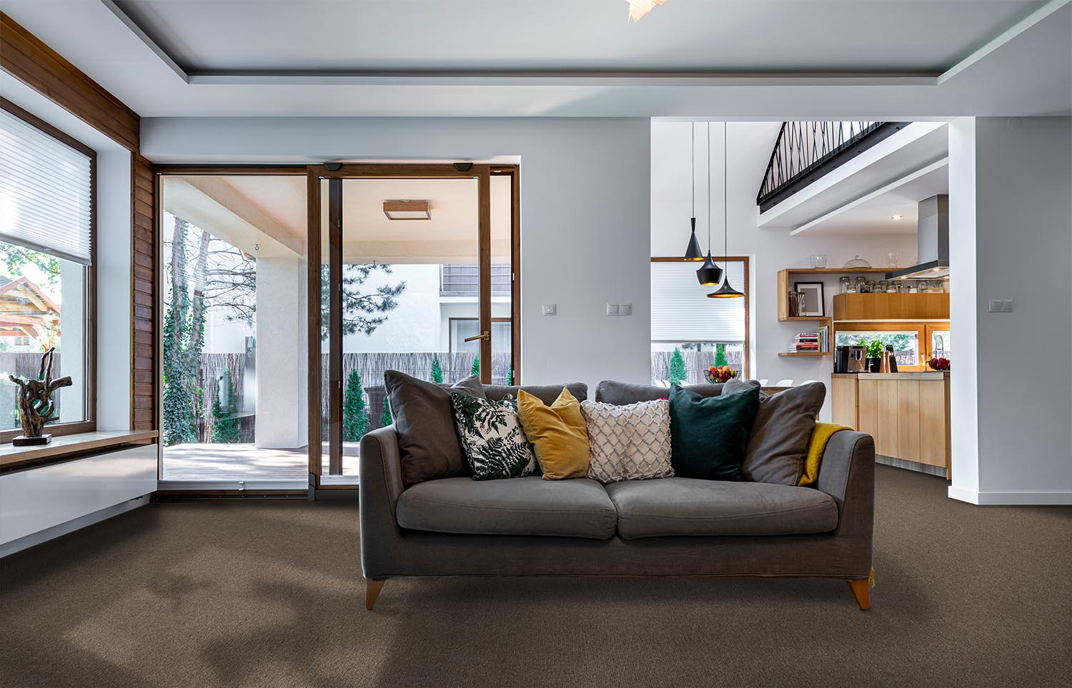 Influence - Pulse Rate contemporary living room