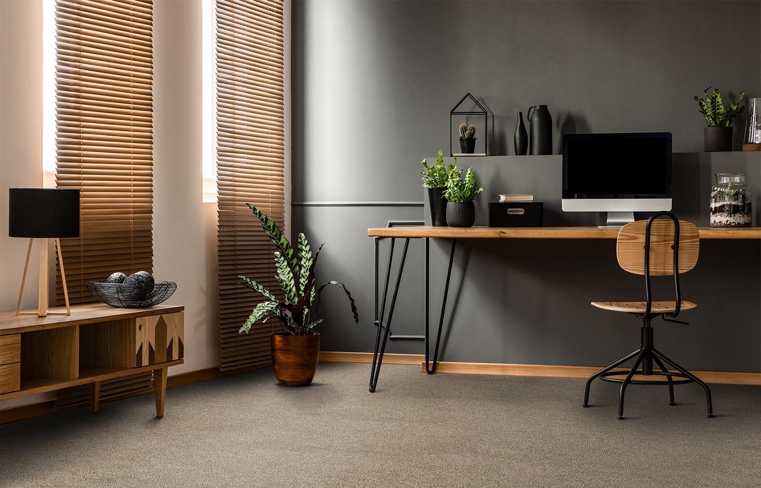 Mantra - M301 - Flaxen home office