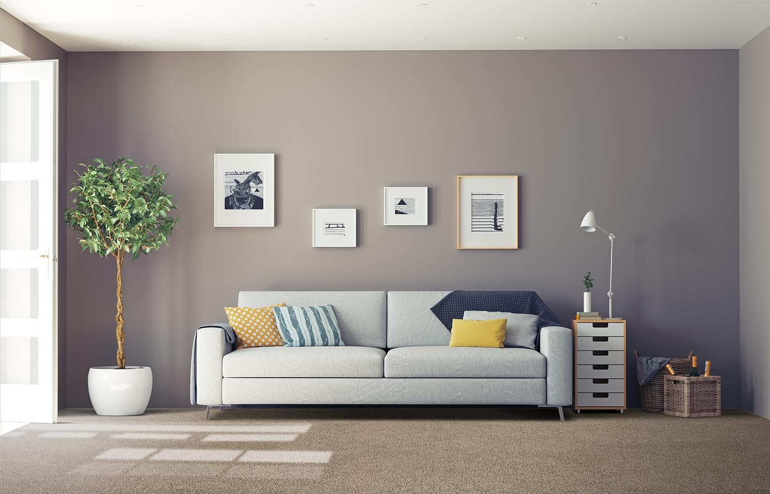 Mantra - M301 - Flaxen classic living room