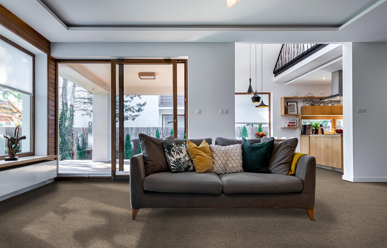 Mantra - M301 - Flaxen contemporary living room